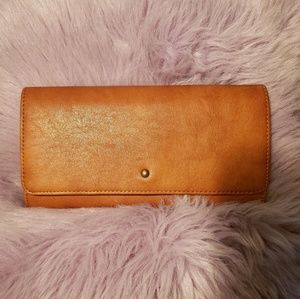 Universal Thread Brown Tri-fold Wallet NWOT